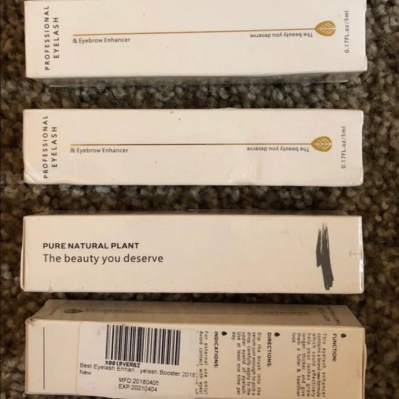 NIB Bundle Eyelash Growth Serum, 5 Packs